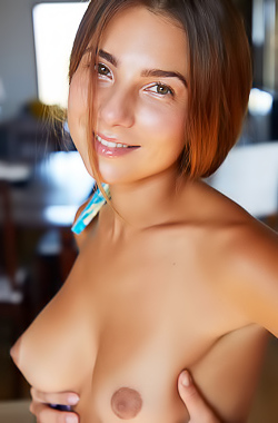 Belka Sharing Every Inch Of Her Stunning Naked Body