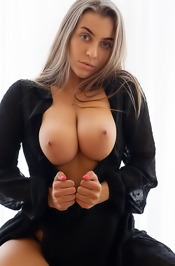 Josephine With Incredibly Tight Pussy And Big Breasts